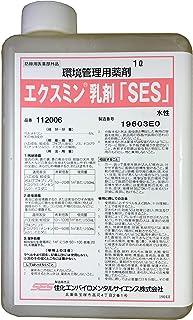 水性 エクスミン乳剤「SES] 1L 不快害虫用殺虫剤 業務用