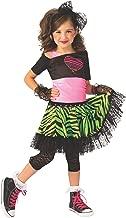 Rubie's Material Girl 1980s Girls Costume