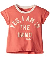Lucky Brand Kids Paola Tee (Toddler)
