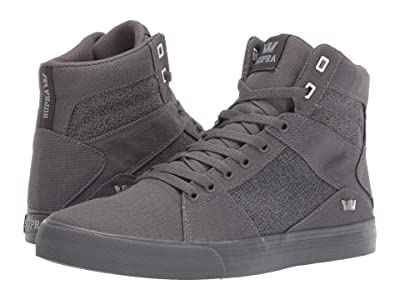 Supra Aluminum (Grey/Grey) Men