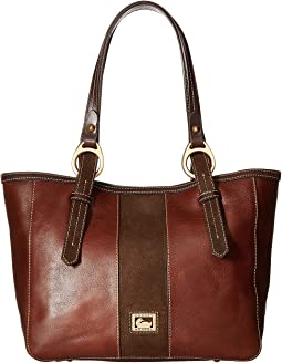 Dooney & Bourke Florentine Suede East/West Skylar Tote