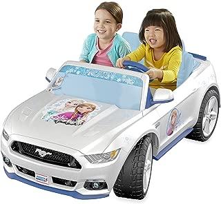Power Wheels Ford Mustang, Disney Frozen Smart Drive