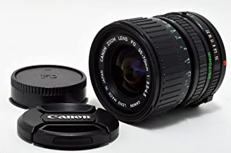 CANON MACRO 35-70mm F3.5-4.5 NEW FD NFD MF Zoom Lens