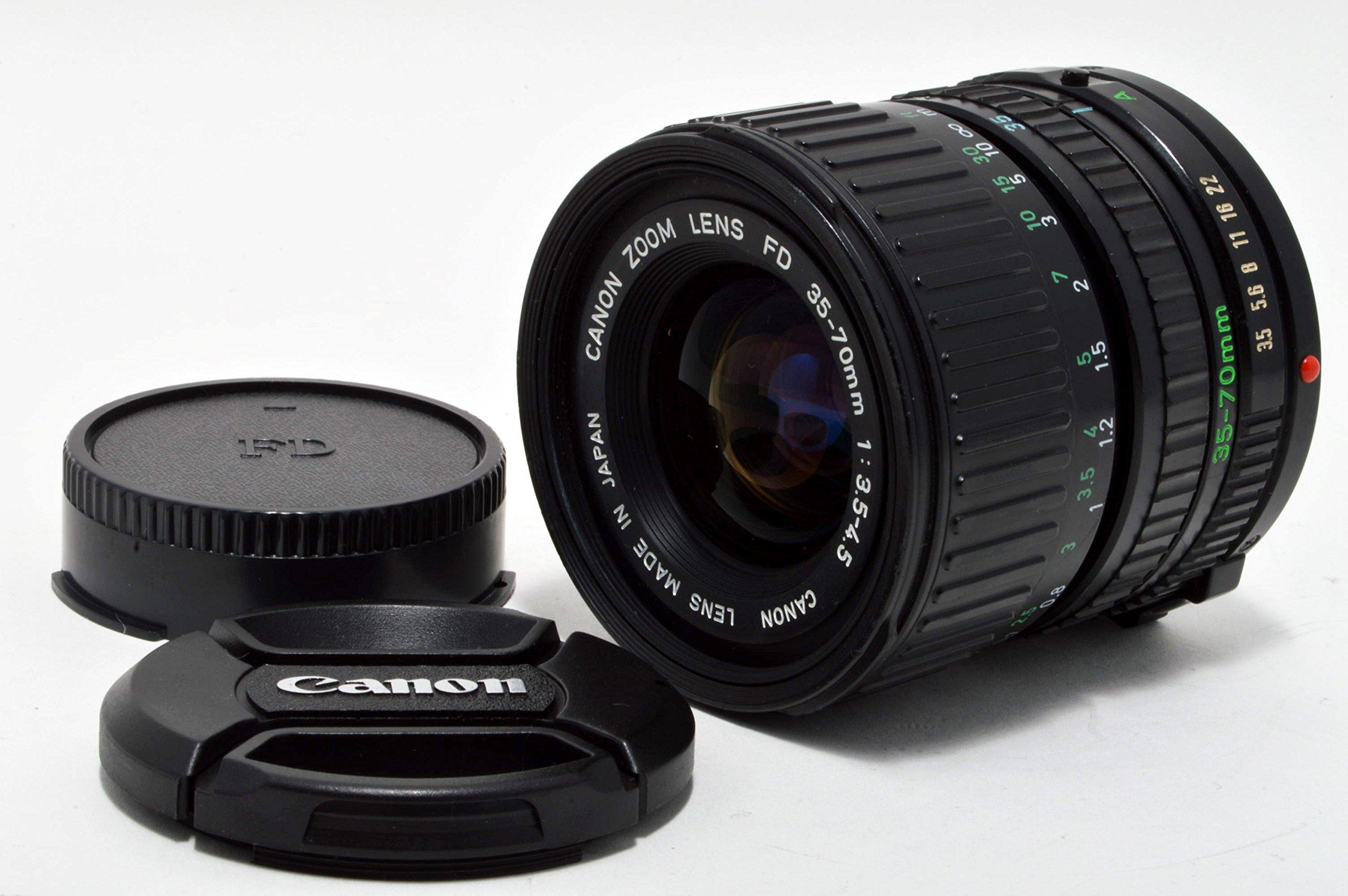 CANON MACRO 35 70mm F3 5 4 5 Zoom