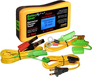 Battery Saver 3015-LCD Battery Charger