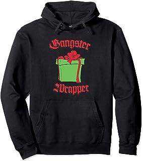 Gangster Wrapper Christmas Present Sweat à Capuche