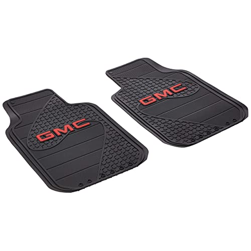 Chevy Factory Style Trim-To-Fit Molded Front Floor Mats Set of 2