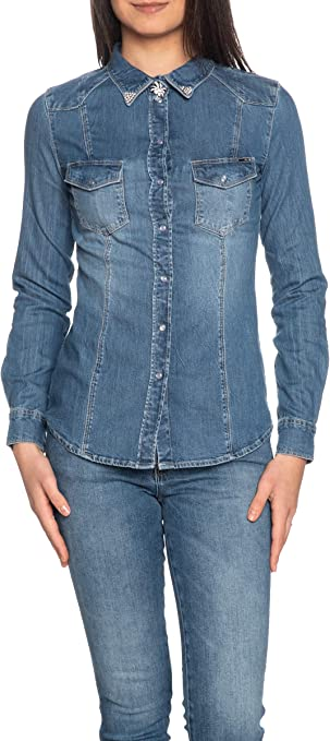 Guess Lalima Shirt Camisa para Mujer