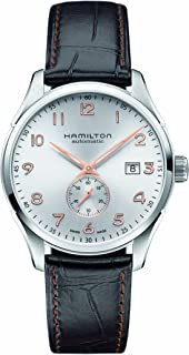 Hamilton Jazzmaster Maestro Silver Dial SS Automatic Male Watch H42515555
