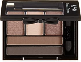 NYX Professional Makeup Love in Florence Eyeshadow Palette, Meet My Romeo, 0.2 Ounce