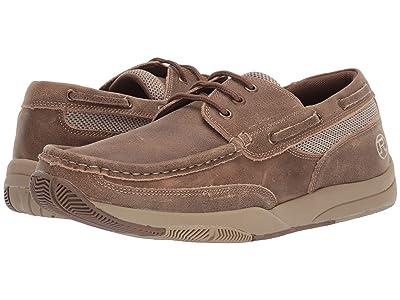 Roper Clearcut Low (Vintage Tan Leather) Men