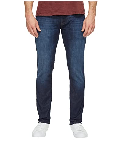 Mavi Jeans Marcus Slim Straight Leg in Indigo Portland (Indigo Portland) Men