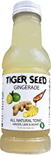 Gingerade - Made with Fresh Organic Ginger Root (9 Pack)
