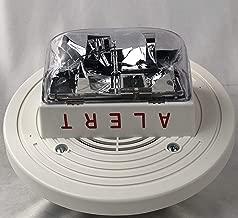 Simplex 4906-9256 Multi-Tapped Speaker with Multi-Candela Addressable Strobe, Red Alert