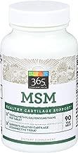 365 Everyday Value, MSM 1000mg, 90 ct