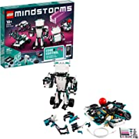 LEGO MINDSTORMS Robot Inventor Building Set 51515; STEM Model Robot Toy for Creative Kids with Remote Control Model...