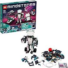 LEGO MINDSTORMS Robot Inventor Building Set 51515; STEM Model Robot Toy for Creative Kids with Remote Control Model Robots...