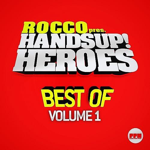 Various Artists - Hands Up Heroes Best Of Vol. 1