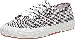Superga 2750 Mini Gingham womens Sneaker