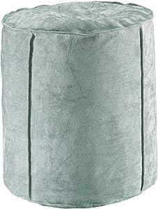 Winkler Sitzkissen Velor salbeigrün 0 x 40 x 42 cm