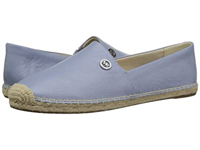 MICHAEL Michael Kors Kendrick Slip-On (Pale Blue) Women