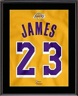 497dc5d43 LeBron James Los Angeles Lakers 10.5