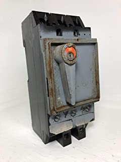 FPE NFJ631200R 200A AB Circuit Breaker w/Handle NFJ-R 480/600V 3P 200 Amp Flaw