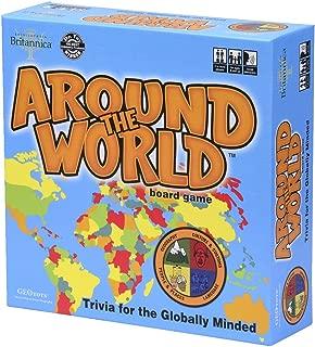 Around the World Boardgame