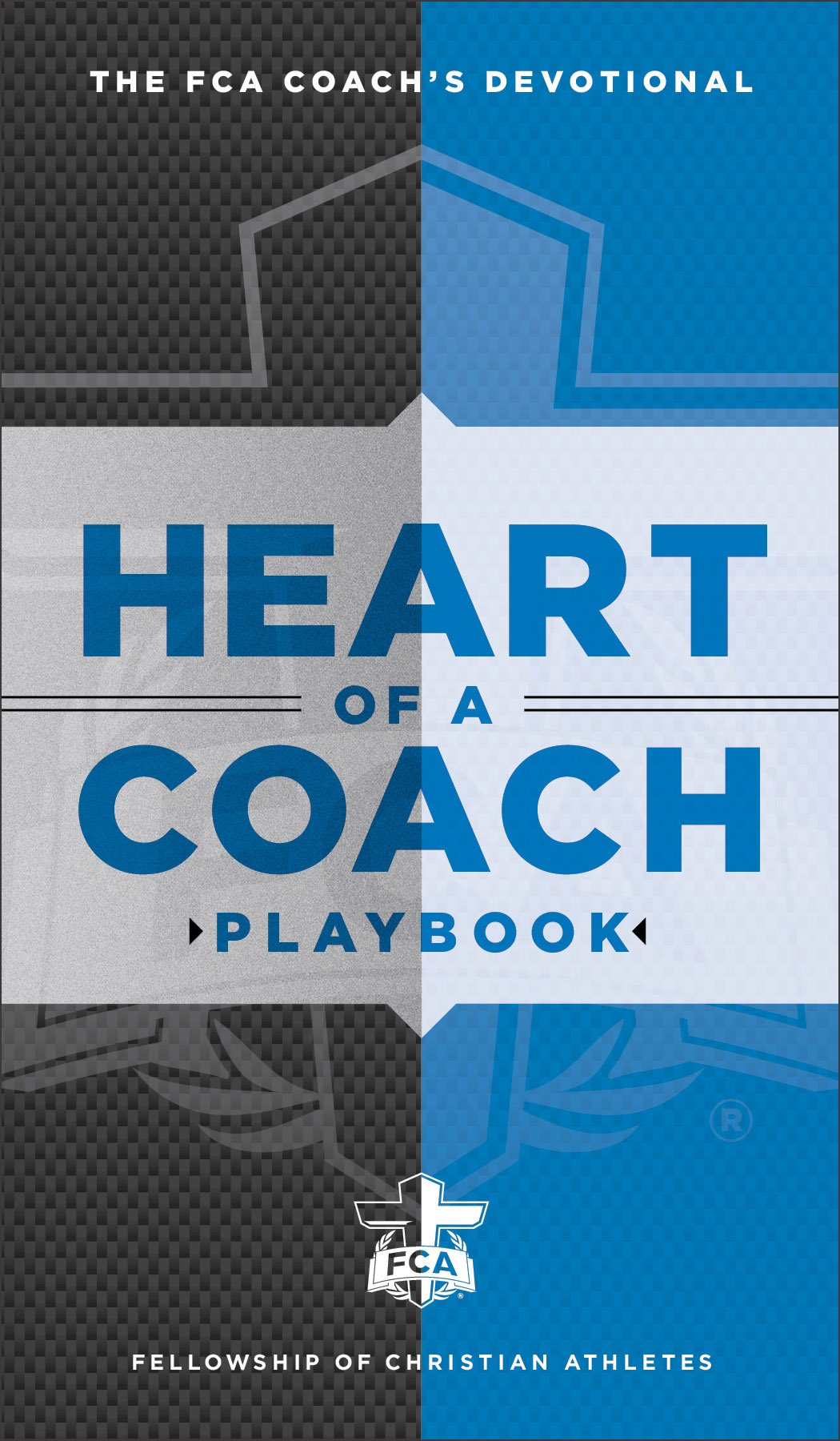 Image OfHeart Of A Coach Playbook: Daily Devotions For Leading By Example (English Edition)