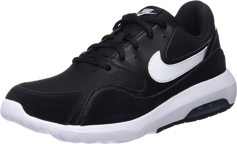 Nike Herren Air Max Nostalgic Turnschuhe, schwarz