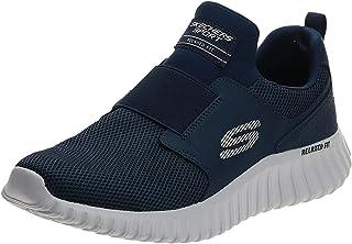 SKECHERS Depth Charge 2.0, Men's Shoes, Multicolour (Black/White)
