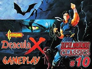 Clip: Castlevania Dracula X Gameplay (SNES Classics 10)