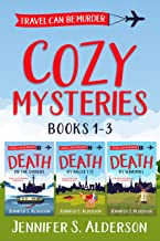 Travel Can Be Murder Cozy Mysteries: Books 1-3 (English Edition)