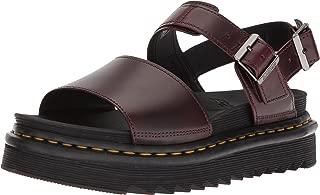 Dr.Martens Womens Voss Charro Leather Sandals 40 EU