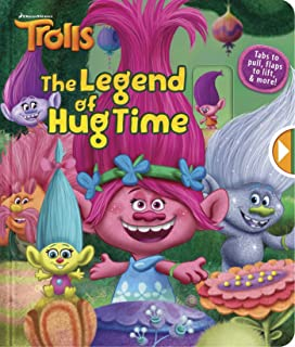 DreamWorks Trolls: The Legend of Hug Time