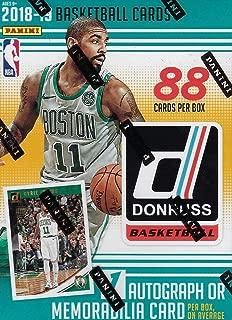 donruss basketball cards