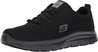Skechers 男式 FLEX advantage bendon 工作鞋