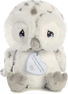 "Aurora World 15712 8.5"" Nigel Snowy Owl, Small"