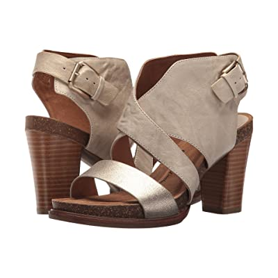 Sofft Christine (Light Grey/Gold Euforia/Calgary) High Heels