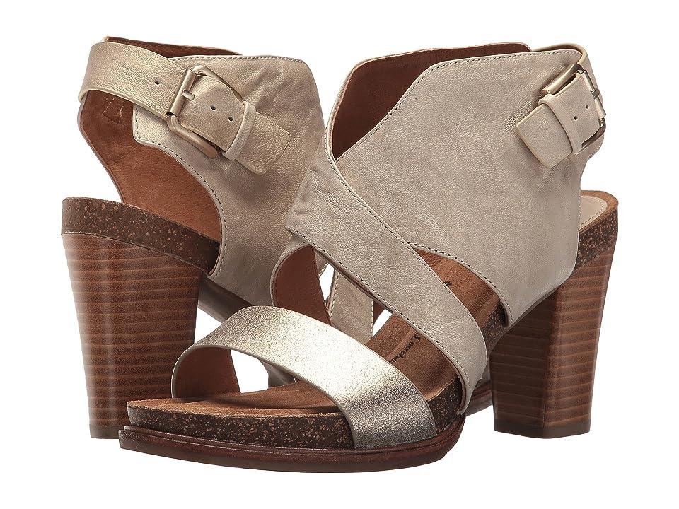 Sofft Christine (Light Grey/Gold Euforia/Calgary) High Heels