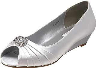 Women's Anette Low-Heel Wedge