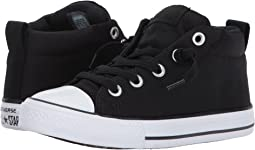 Converse Kids - Chuck Taylor All Star Street Basket Weave Mid (Little Kid/Big Kid)