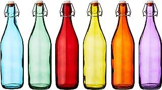 Botellas de cristal 1L