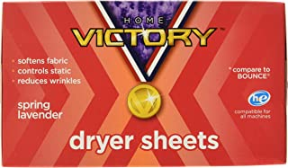 Home Victory Dryer Sheets, Spring Lavender, 480 Count