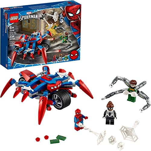 new arrival LEGO Marvel Spider-Man: wholesale Spider-Man vs. Doc Ock 76148 Superhero Playset with wholesale 3 Minifigures, Great Toy Gift for Kids, New 2020 (234 Pieces) online sale