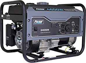 Pulsar G465GN Space Gray 4,650 Watt Portable Gas-Powered Generator