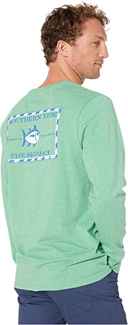 Heather Surf Green