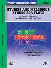 Student Instrumental Course Studies and Melodious Etudes for Flute: Level I
