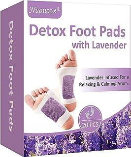 Plastry na stopy, plastry witalne, plastry na stopy, lawendowy plaster do detoksykacji, płatki do pielęgnacji stóp z folią...