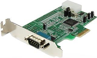 StarTech.com PEX1S553LP 1 Port Low Profile Native RS232 PCI Express Serial Card with 16550 UART